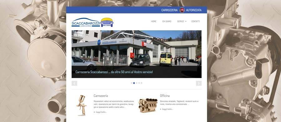 sito web carrozzeria lecco