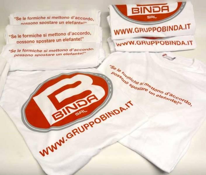 Magliette personalizzate Como
