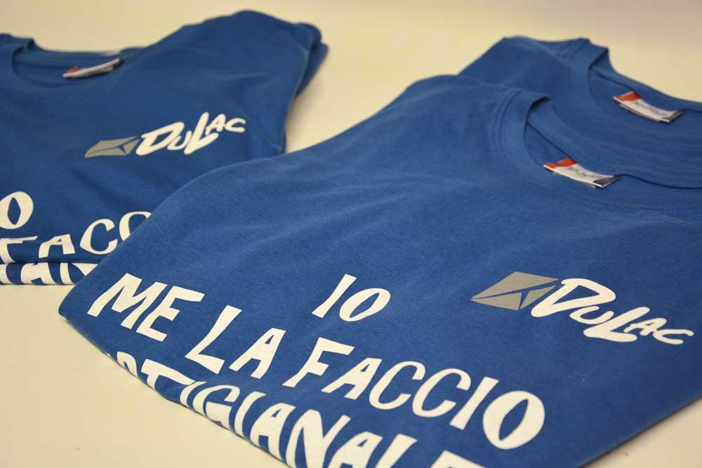 Stampa magliette personalizzate Monza