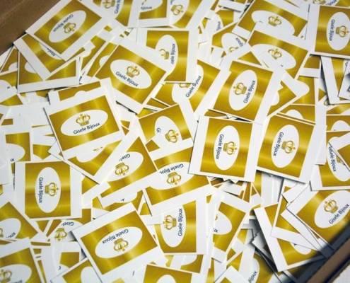 stampa adesivi ovali