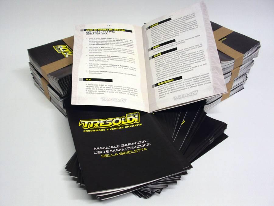 stampa brochure lecco