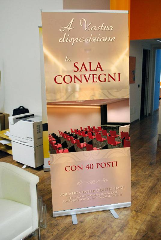stampa roll up bergamo1