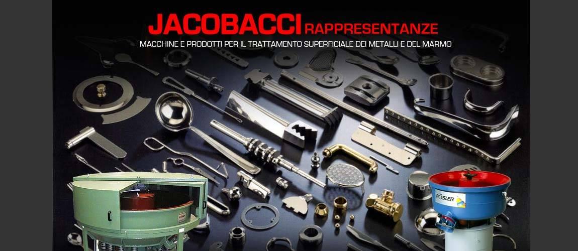 Jacobacci rappresentanze, creazione sito web