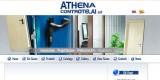 Sviluppo sito web Athena Controtelai