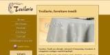 Texilario, Realizzazione sito web azienda tessile