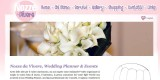 Sito web wedding planner
