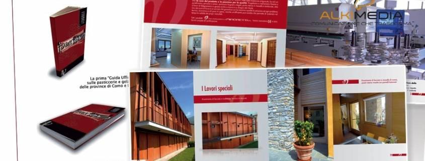 Realizzazione e stampa cataloghi e brochure per aziende e realtà commerciali