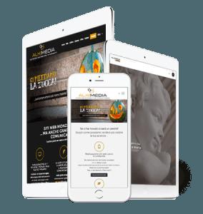 siti web responsivi