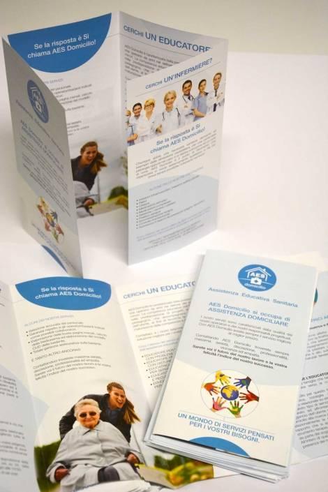 Stampa Brochure Como