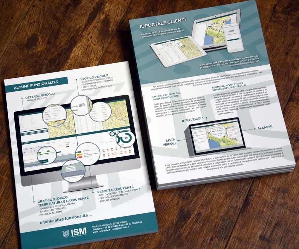 depliant brochure per aziende