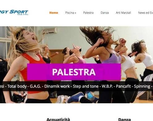 sito web valmadrera palestra piscina