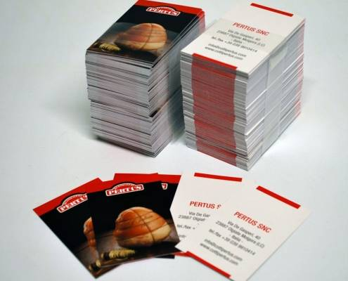 stampa business cards
