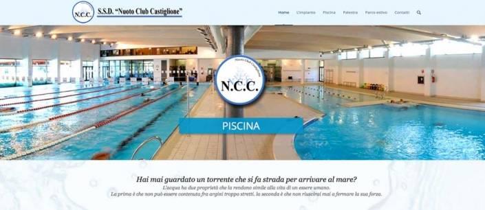 Siti web per servizi e professionisti - Piscina verano brianza ...