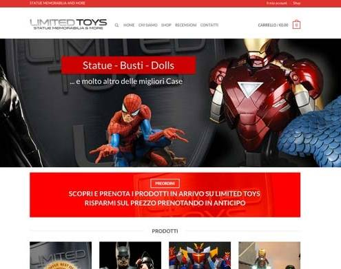 sito ecommerce brianza