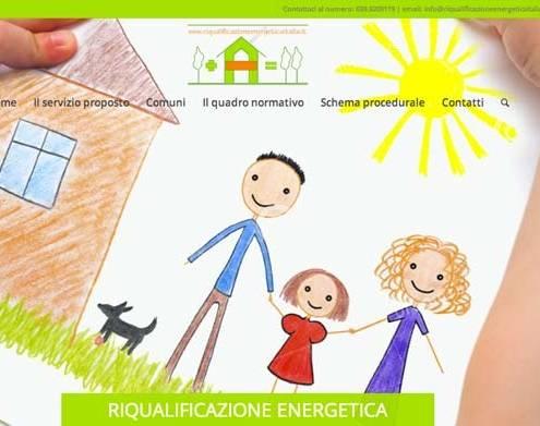 sito web riqualificazione energetica