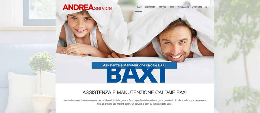 sito web assistenza caldaie como