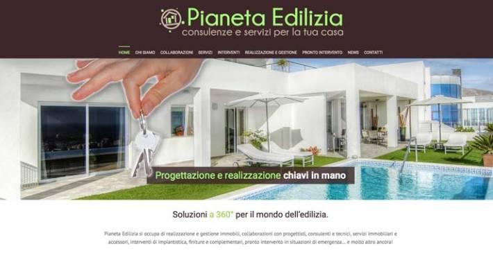 sito internet pianeta edilizia