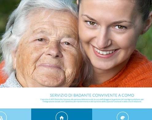 sito web badante como