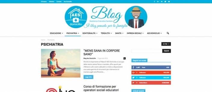 realizzazione siti wordpress