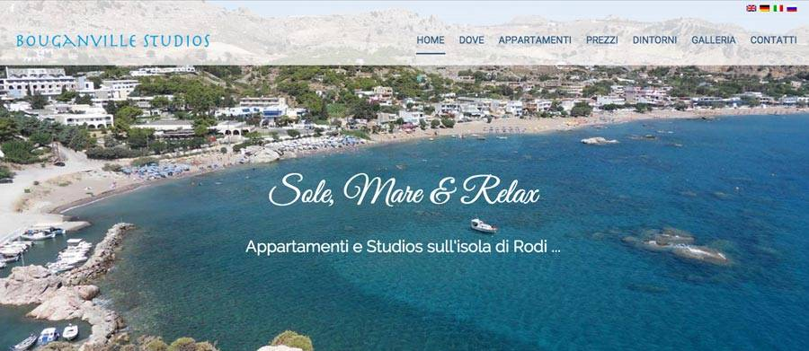 sito web appartamenti rodi