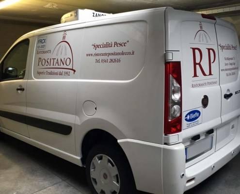 Personalizzazione furgoni Lecco