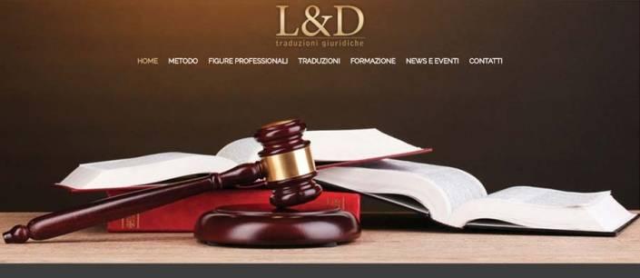 sito internet traduzioni giuridiche milano