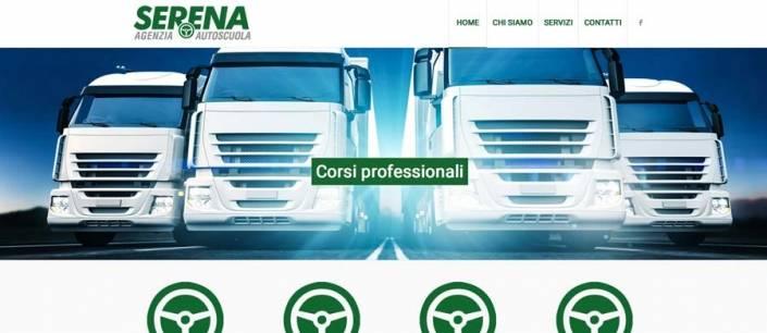 sito web autoscuola verano brianza