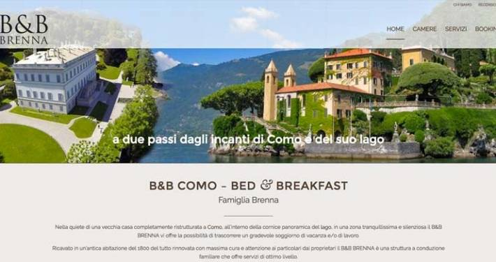 sito web bed and breakfast