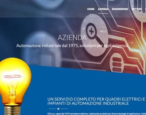 sito web azienda automazione monguzzo