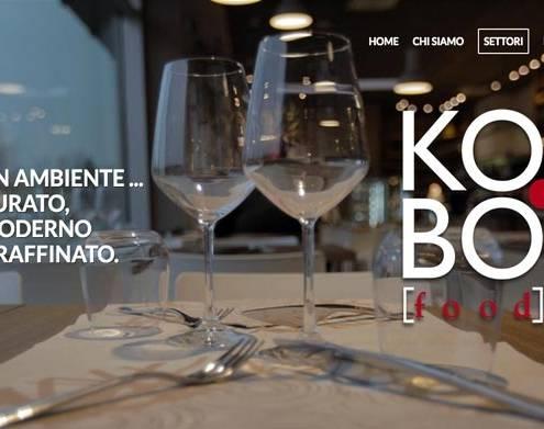 sito web ristorante seregno