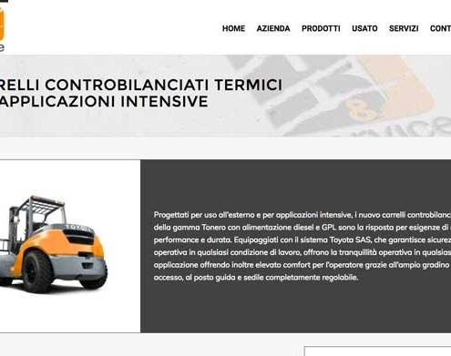 realizzazione sito internet cantone ticino Svizzera