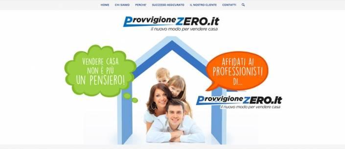 sito web provvigione zero