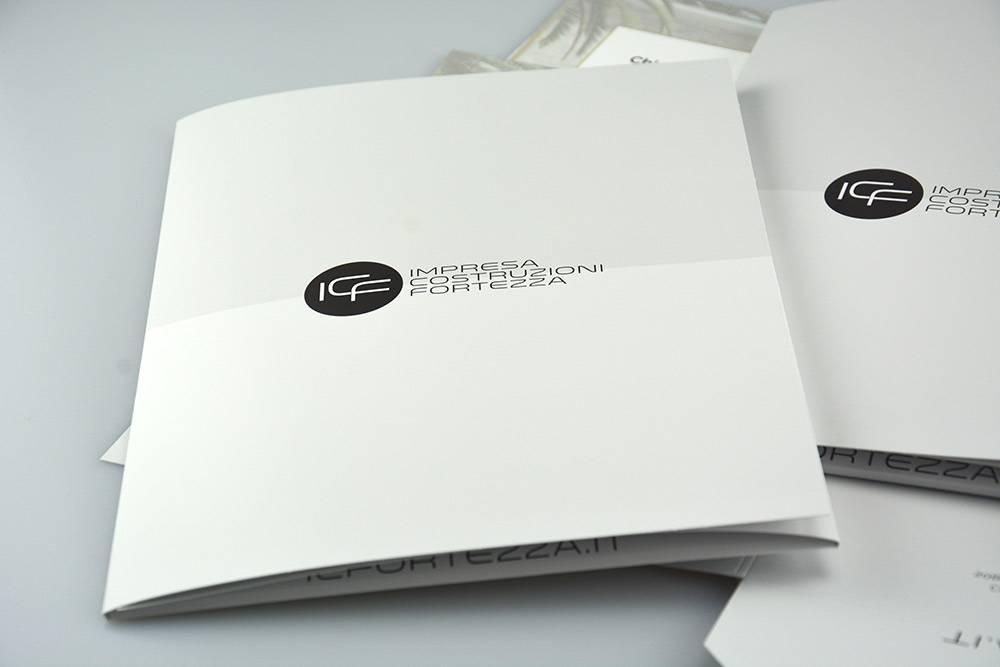 Stampa cartellette aziendali personalizzate