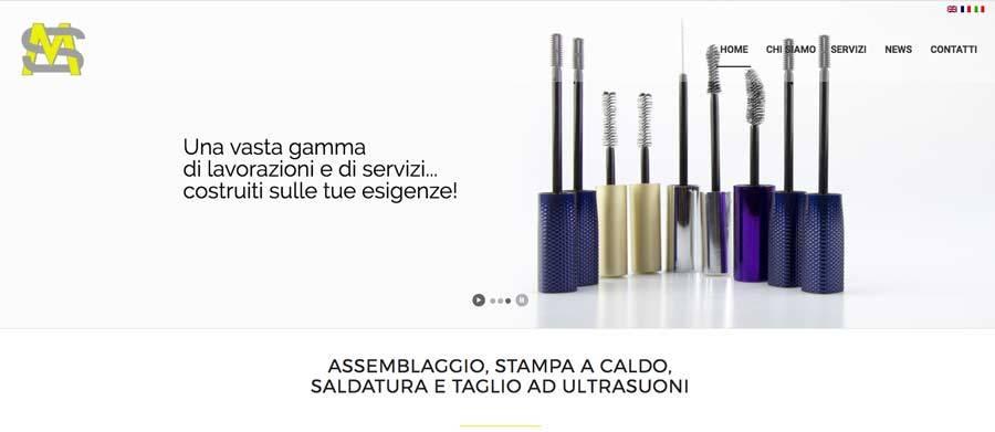 sito web SM srl La Valletta Brianza Rovagnate