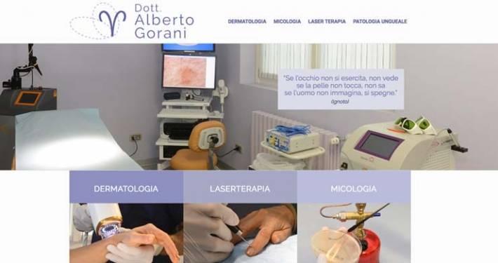 Sito web dermatologo milano monza pavia