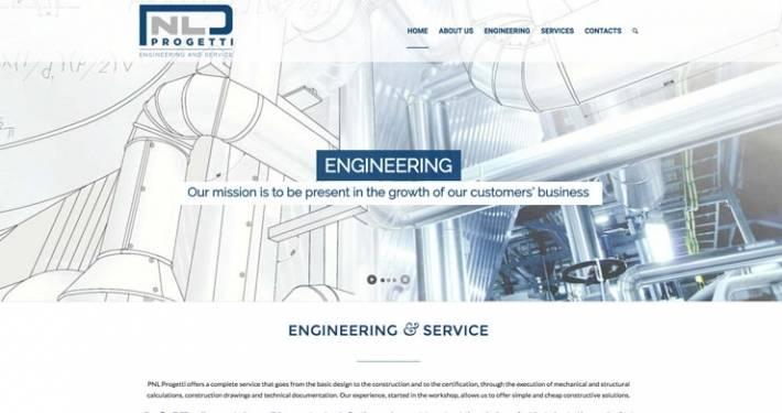 Sito web engineering bergamo
