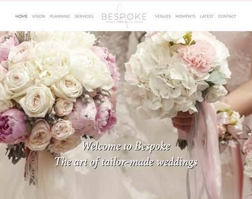 Creazione sito internet Bespoke