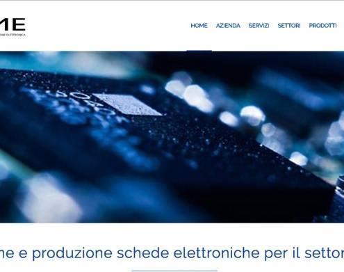 Creazione sito web Lomagna-Giemme