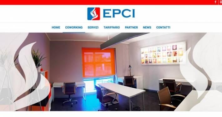 Realizzazione sito web Bergamo EPCI