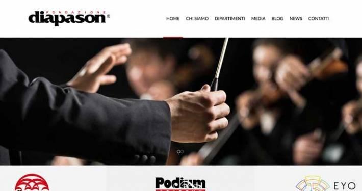 Realizzazione sito web Saronno