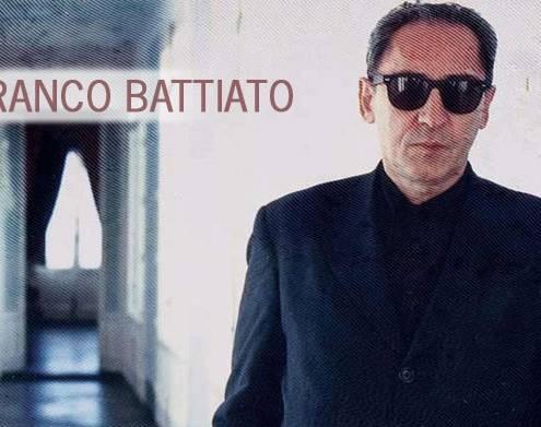 Progettazione sito web Franco-Battiato