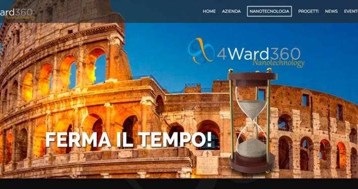 Realizzazione sito web 4ward360