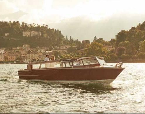 Creazione sito web Bellagio Water Limousines