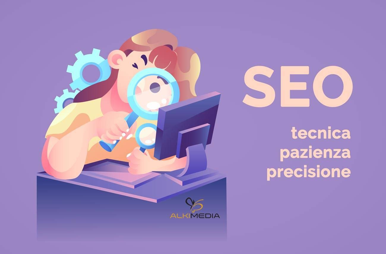 quanto costa sito web professionale seo