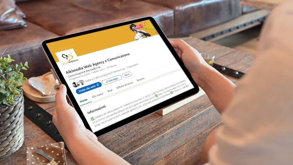Social Network promozione azienda
