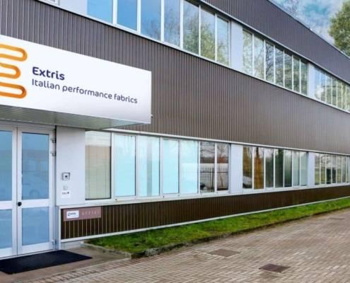 Video istituzionale Extris Italia Tessuti Tecnici