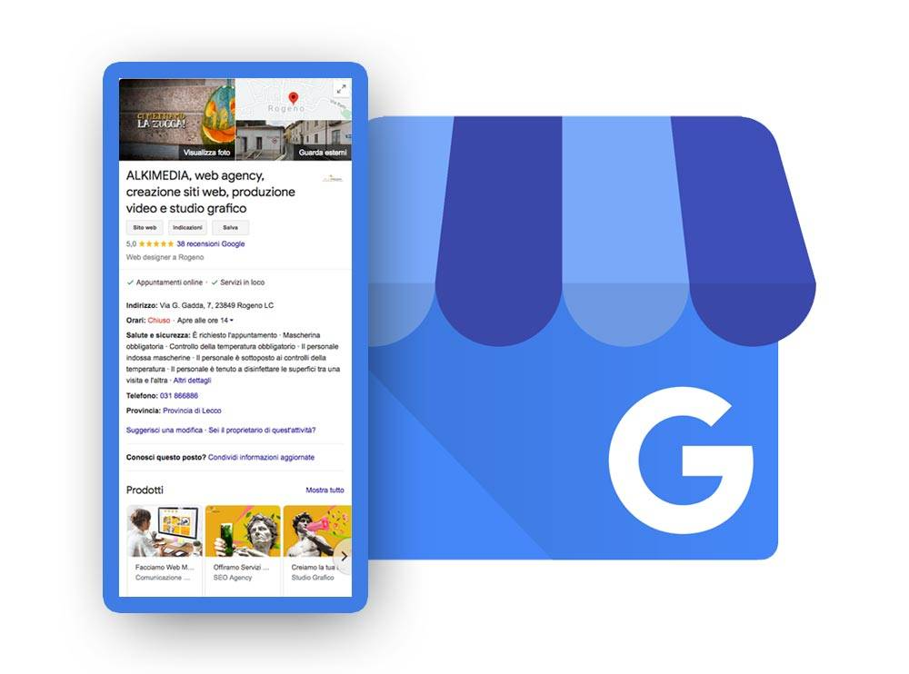 Gooogle My Business costo