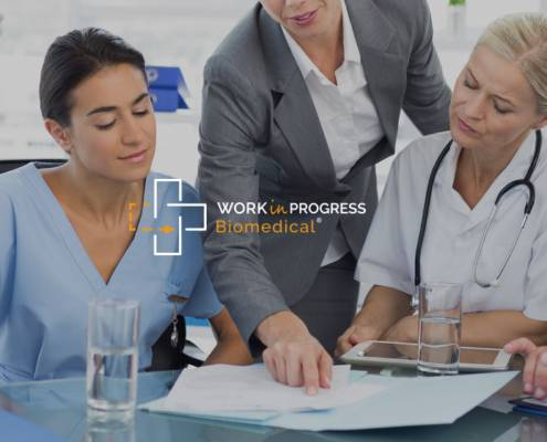 Video Aziendale per Work in progress bio medical