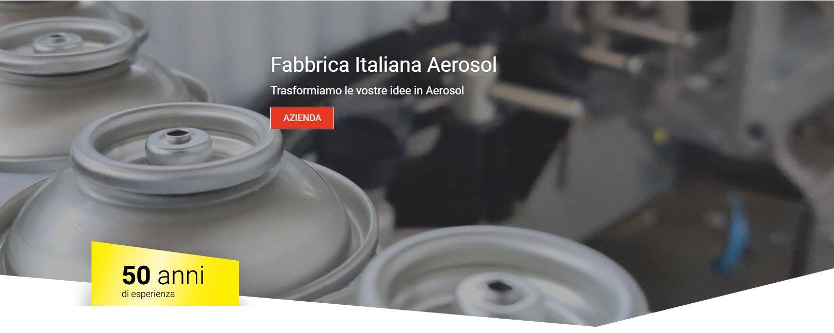 Sito web FIA Spray